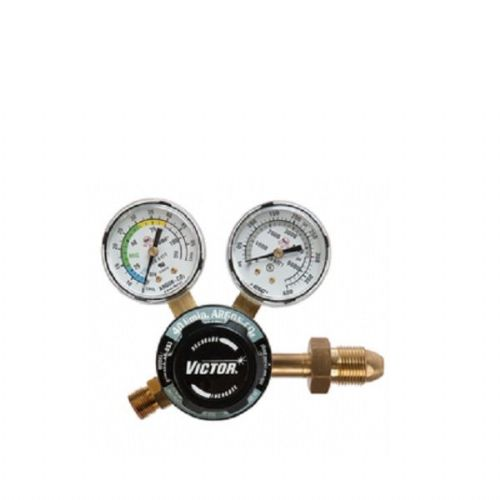 Victor G Series GVF250-40-BS3 Argon/Co2 Flowgauge Regulator Side Entry